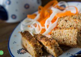 Ciasto pietruszkowo-marchewkowe