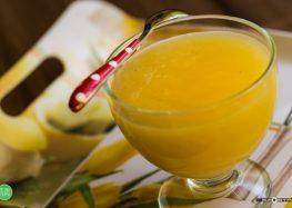 kisiel z ananasa
