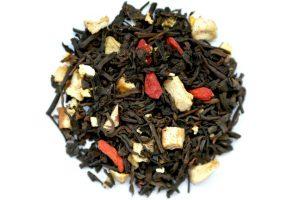 Herbata Pu-erh Goji